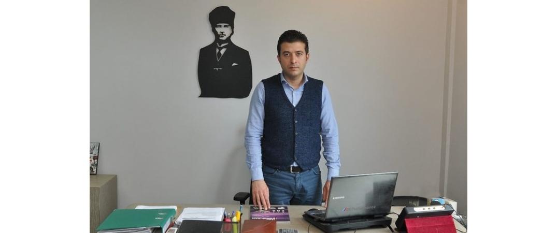 """Ergilsan Kesici Takım Ltd Şti Genel Müdürü Alper Ersin Ergil: """"İstikrarlı firmaların sırrı, Dış Pazar odaklı büyüme"""""""