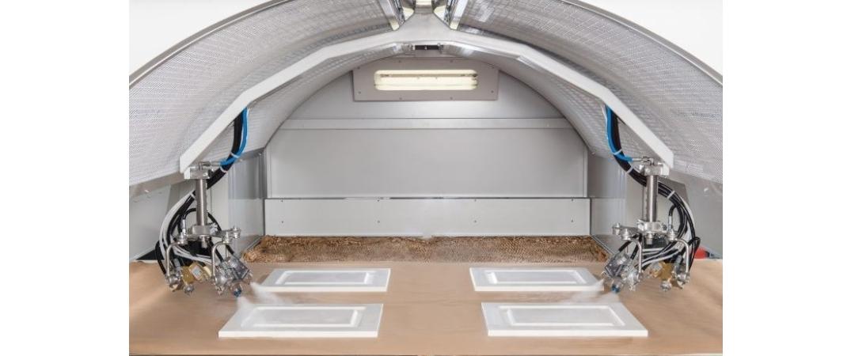 Boyanın mobilya üretimindeki önemi makine kullanımına talebi artırıyor