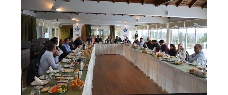 AİMSAD'ın Olağanüstü Genel Kurul Toplantısı gerçekleşti