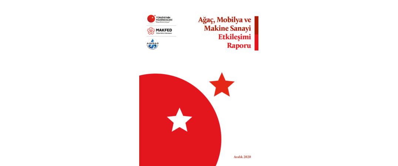 Ağaç, Mobilya ve Makine Sanayi Sektörleri Etkileşim Raporu