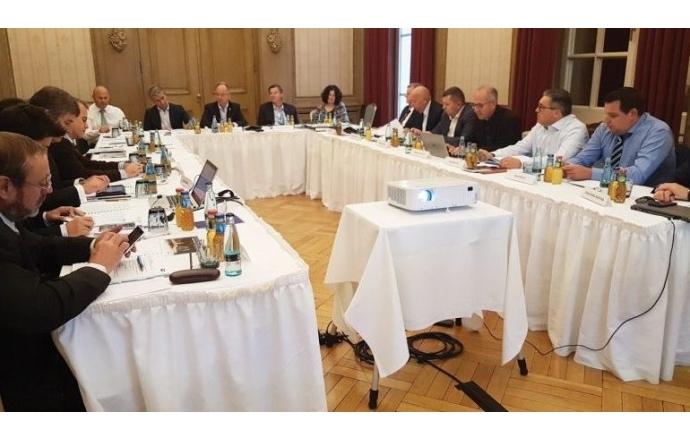 EUMABOIS toplantılarına AİMSAD'tan katılım