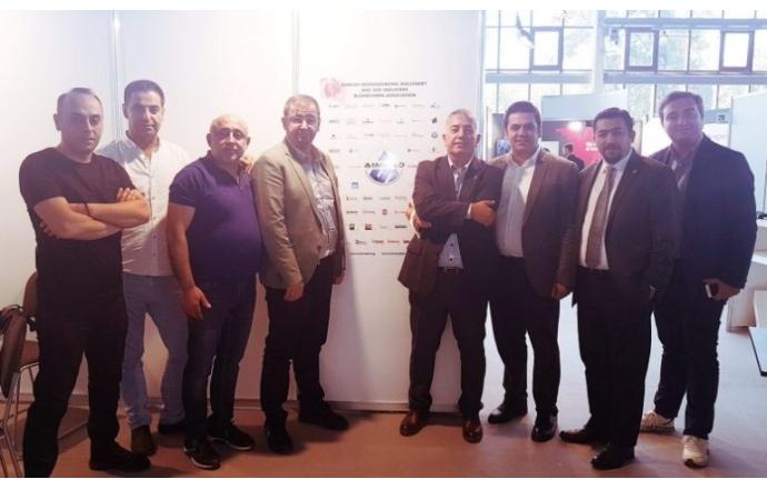 AİMSAD, DREMA'da Türkiye'yi ve sektörü tanıttı