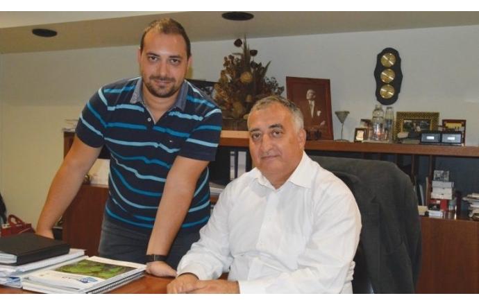 """Turhan Makine San. ve Tic. A.Ş. Genel Müdürü Bülent Esen: """"2018'de sektörde durgunluk bitecek, hareket başlayacak"""""""