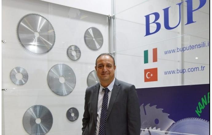 """BUP Kesici Takımlar Ltd. Şti. Genel Müdürü Tunç Aktekin: """"Türkiye kesici takımlar alanında bölgenin lideri"""""""