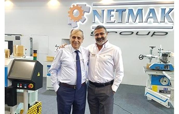 """Netmak Kesici Takım Ltd. kurucularından Hayati Türksever: """"Üretici olmak güzel ama satıcı olmaktan zor"""""""