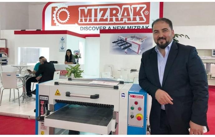 NFM Mızrak Makine, yurt dışında yeni pazarlar peşinde