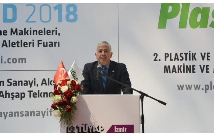 Ağaç İşleme Makinecilerini buluşturan İZWOOD 2018 Fuarı, Fuarİzmir'de başladı