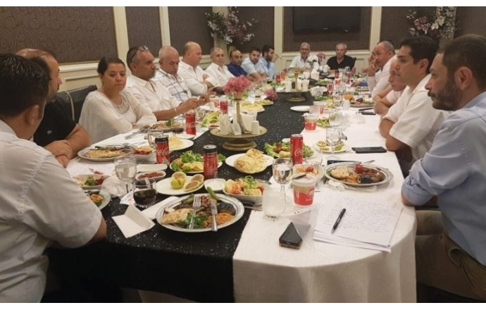 AİMSAD Ankara'daki üyeleriyle bir araya geldi