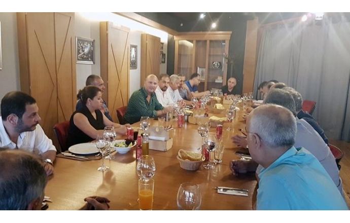 AİMSAD Bursa'da üyeleriyle 6'ncı kez buluştu