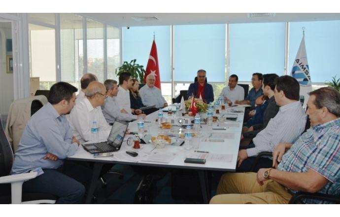 MAKFED 3. Genel Sekreterler Toplantısı AİMSAD ev sahipliğinde gerçekleşti