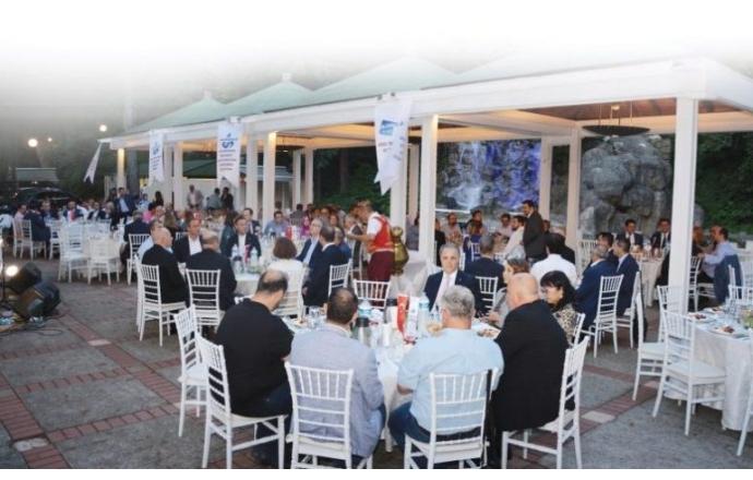 AİMSAD'ın geleneksel iftar yemeği, artan ilgi ve katılımla üçüncü kez sektörü buluşturdu