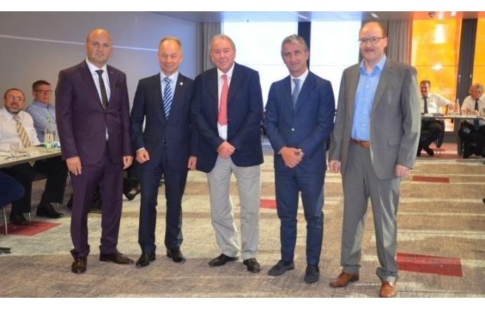 AİMSAD'ın EUMABOIS Yönetim Kurulu Üyeliği sektöre güç katacak
