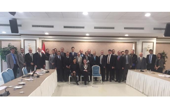 AİMSAD, MAKTEK 26. Toplantısı'na gözlemci üye statüsü ile katıldı