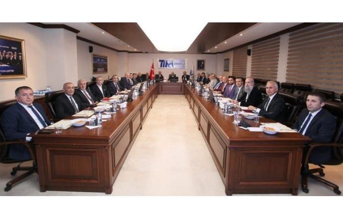 MAKFED Genişletilmiş Yönetim Kurulu Toplantısı yapıldı