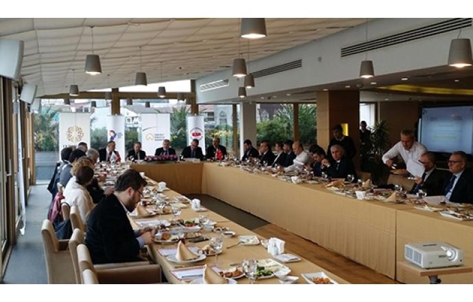 'Türkiye'de Yatırım Ortamının İyileştirilmesi' masaya yatırıldı