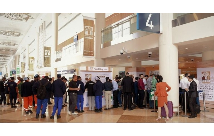 AİMSAD Üyeleri ikinci kez Dubai pazarını yokladı