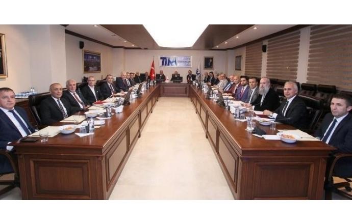 MAKFED Yönetim Kurulu Toplantısı yapıldı