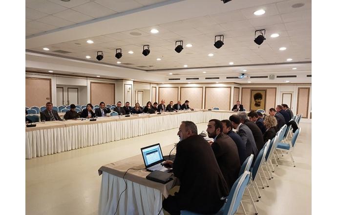 MAKTEK üyeleri 29'uncu toplantısını gerçekleştirdi