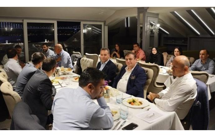 İstanbul üye buluşmasında sektör ve üye talepleri ele alındı