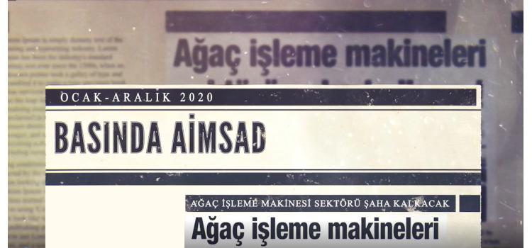 2020 Yılı Basında AİMSAD Haber Özetleri